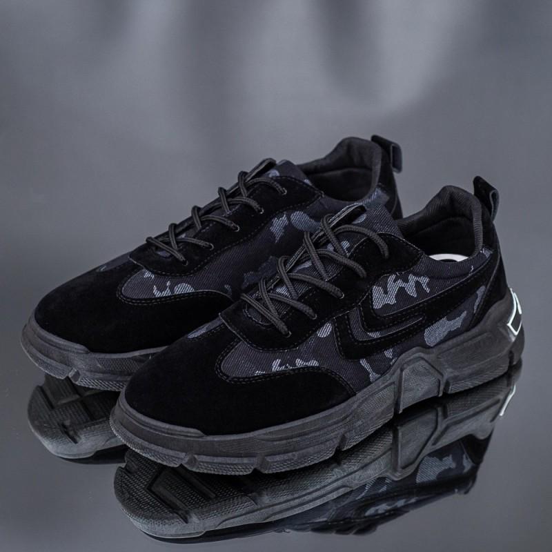 Pantofi Sport Barbati XX010 Negru Mei