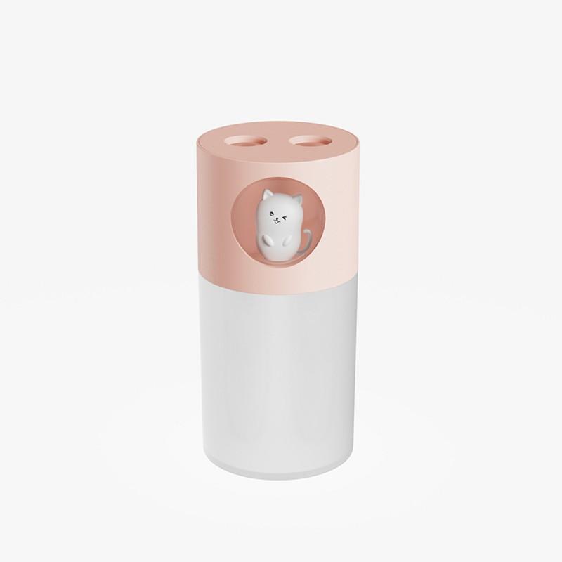 Umidificator si Difuzor de Arome Terapeutice pentru Camera sau Birou cu duze duble 240ml GALA21-329 Galasun
