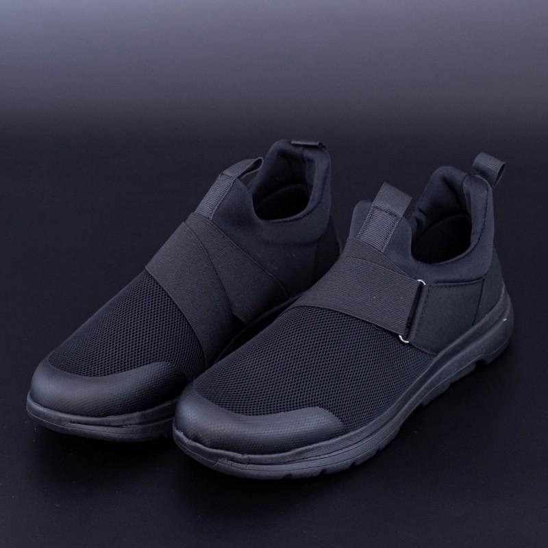Pantofi Sport Barbati 542 Negru Conteyner