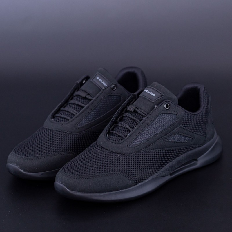 Pantofi Sport Barbati 310 Negru GClass