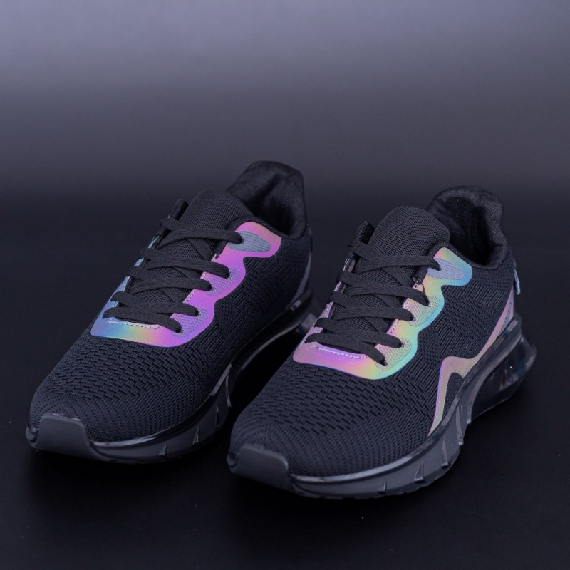 Pantofi Sport Barbati SA617A Negru Saper