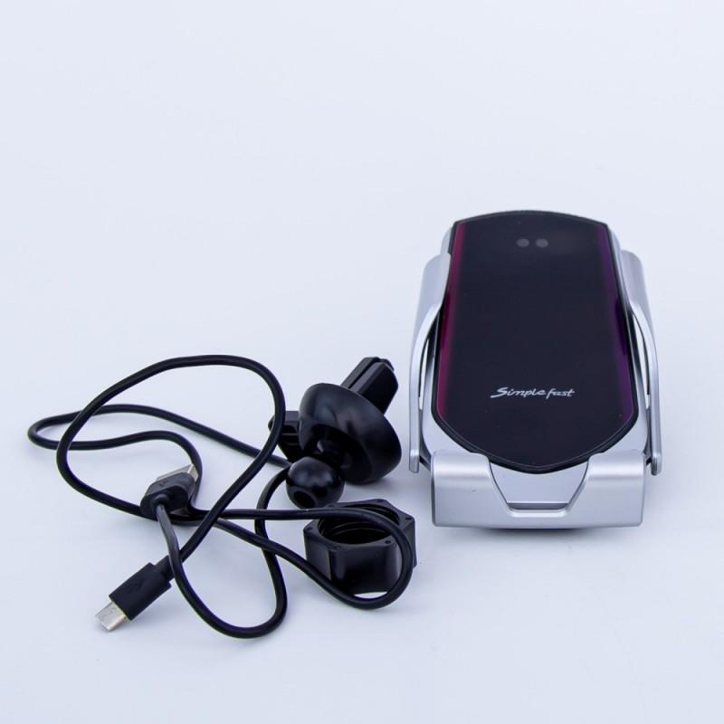 Suport auto cu incarcare rapida Wireless Android GALA21-492 Galasun
