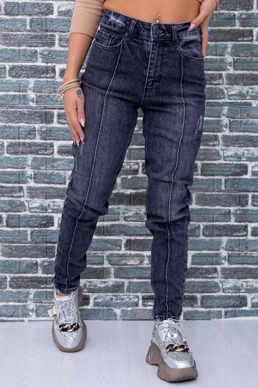 Blugi Dama 4311-947 Negru Fashion