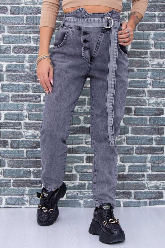 Blugi Dama 5011 Gri Fashion