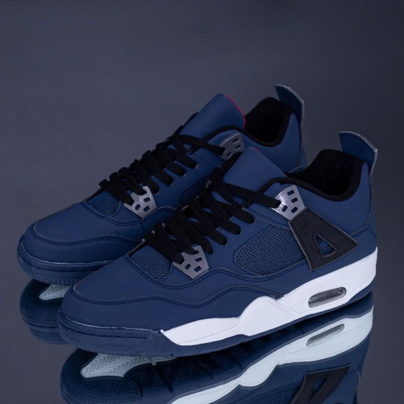 Pantofi Sport Barbati H18 Albastru inchis Rxr
