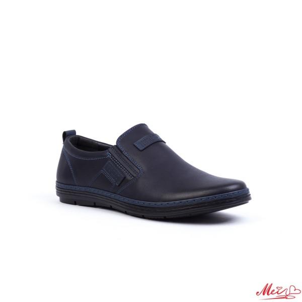 Pantofi Casual Barbati 90-8A# Blue Mei