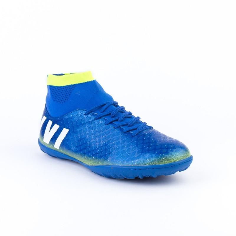 Ghete Fotbal Barbati AX8688-2& R.Blue-Lemon Mei