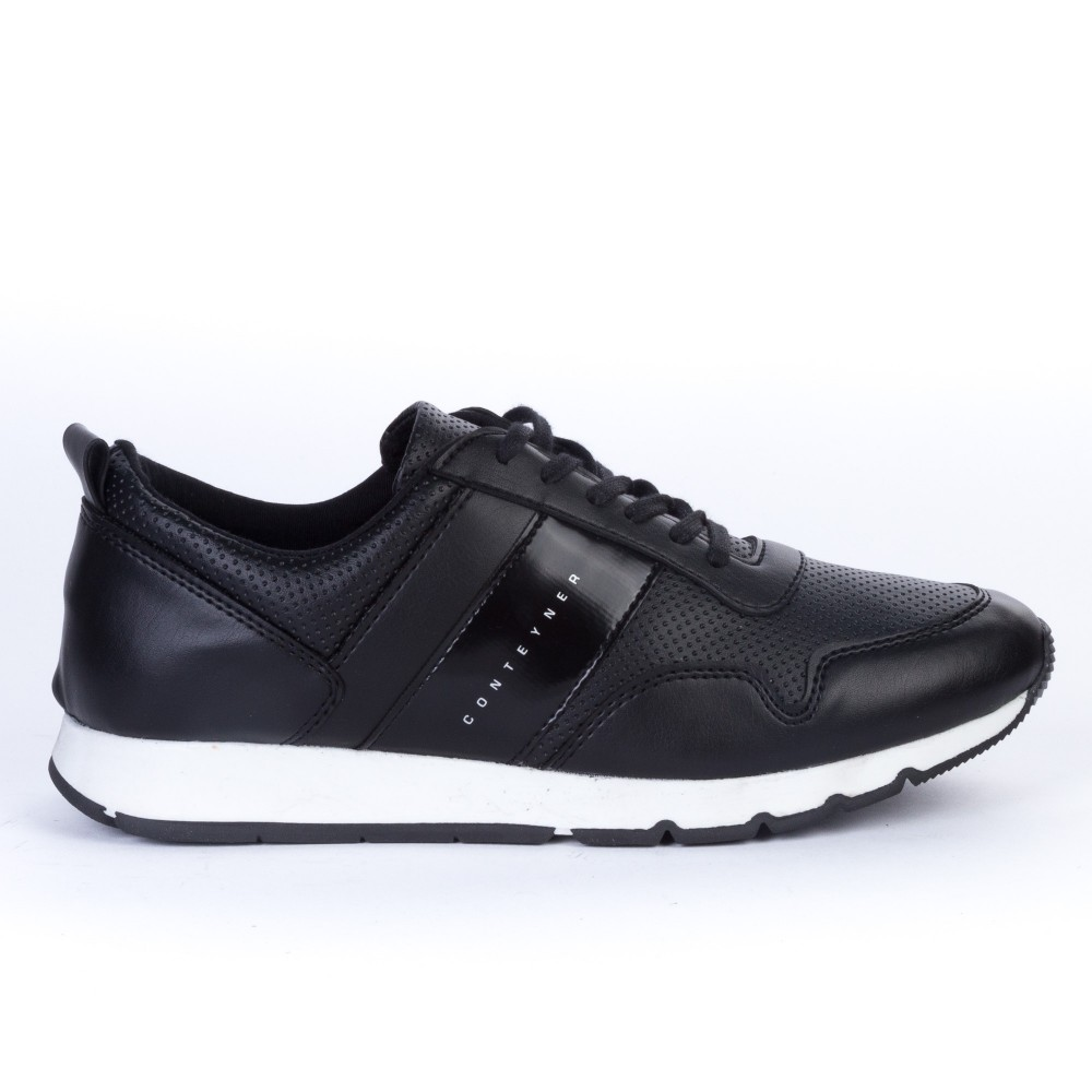 Pantofi Sport Dama 721 Black Conteyner