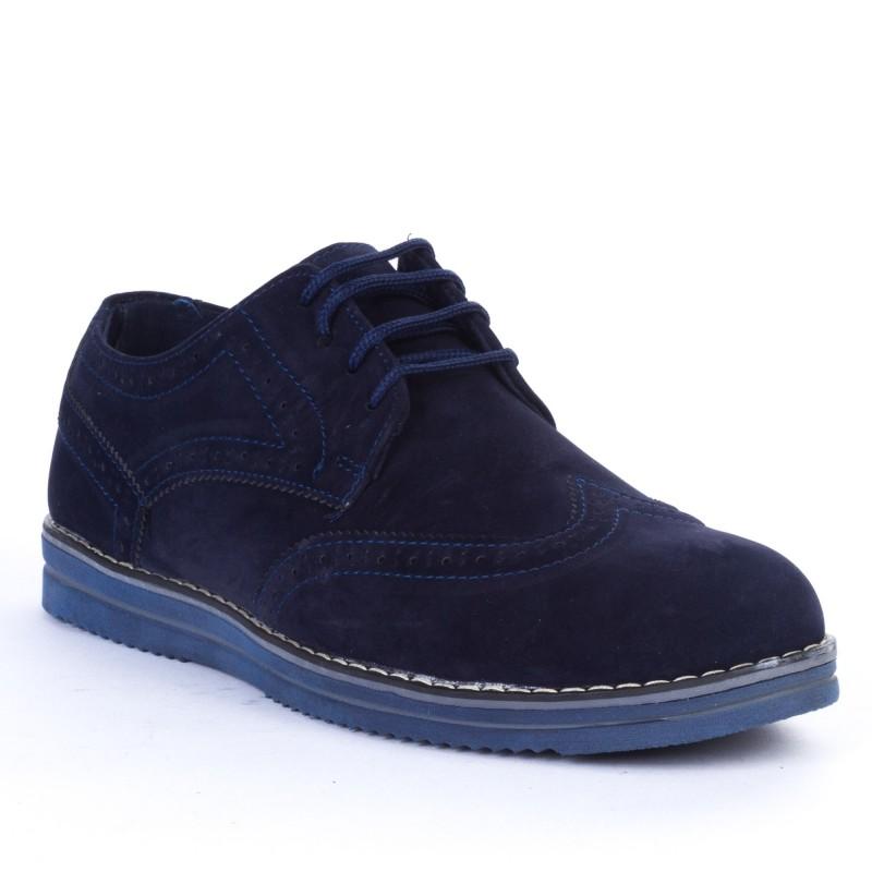 Pantofi Casual Barbati 670 Blue Dragon