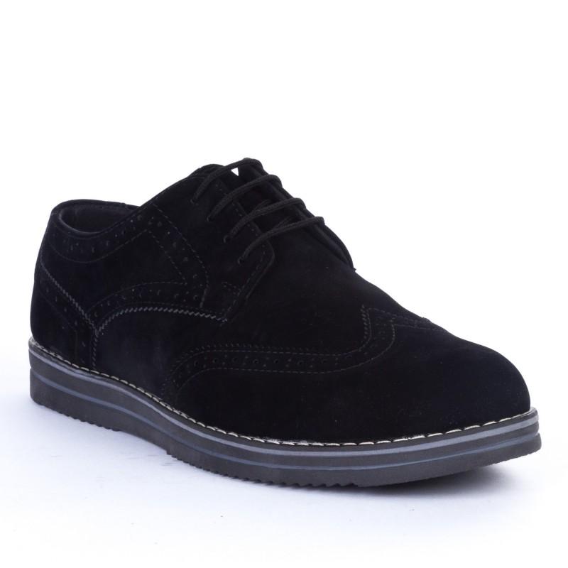 Pantofi Casual Barbati 670 Black Dragon