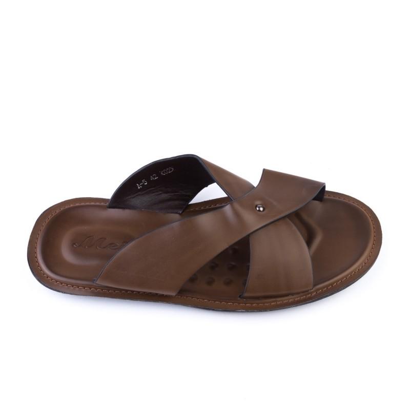 Papuci Barbati A5 Brown (064) Mei