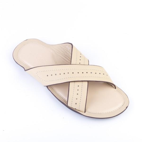 Papuci Barbati A3 Beige (H29) Mei