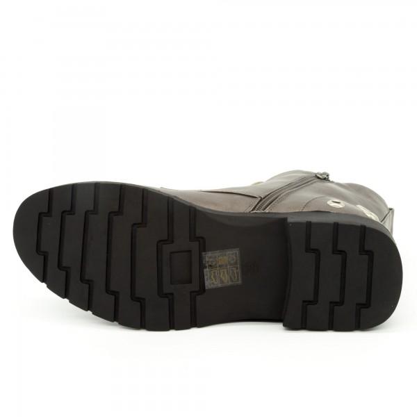 Sandale Dama cu Platforma DN1 Black Mei