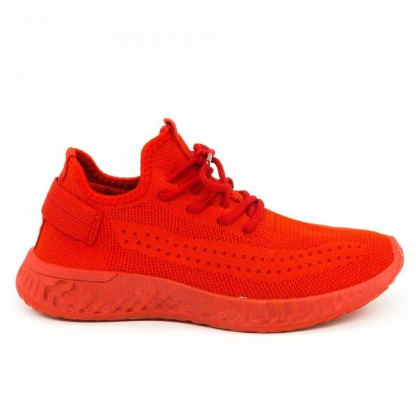 Pantofi Sport Dama cu Platforma SJN130 Black Mei