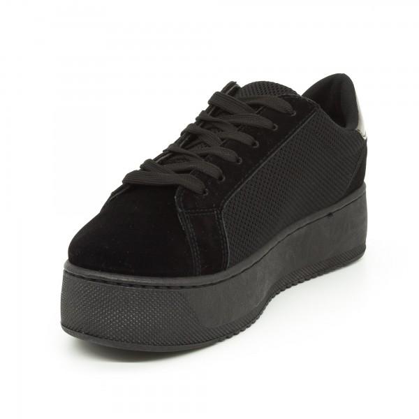 Pantofi Sport Dama cu Platforma SJN155 White Mei