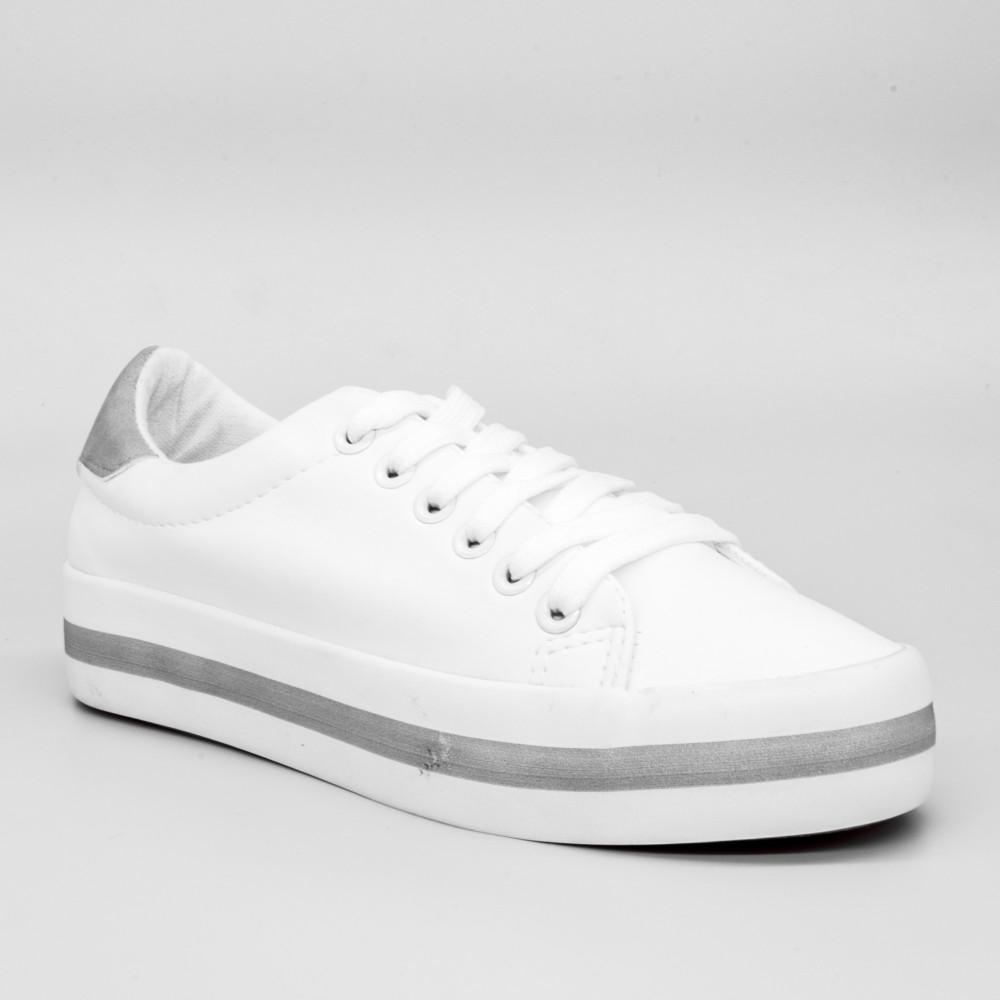 Pantofi Sport Dama cu Platforma SJN162 Pink Mei