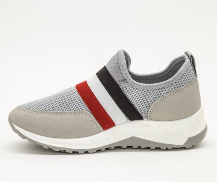 Pantofi Sport Dama cu Platforma SJN36 Black Mei