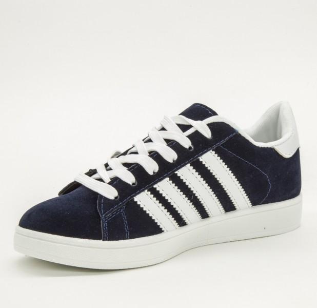 Pantofi Sport Dama cu Platforma SJN73 White Mei