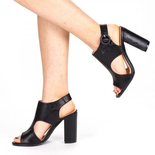 Pantofi cu Toc XD86 Purple Mei