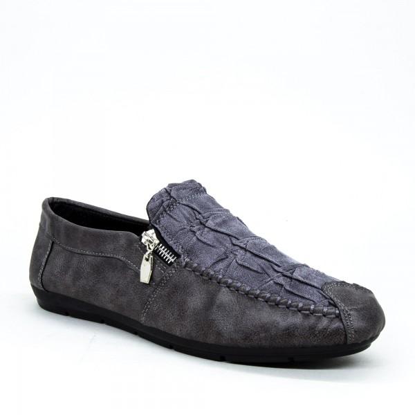 Pantofi Barbati 8193 Grey Mdeng