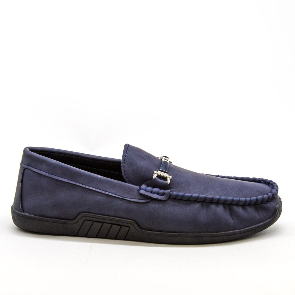 Mocasini Barbati 920-2 MCS Blue Sport Fashion