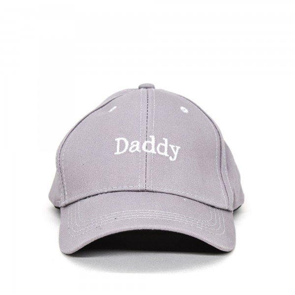 Sapca Barbati S4 SPC DADDY Grey Fashion