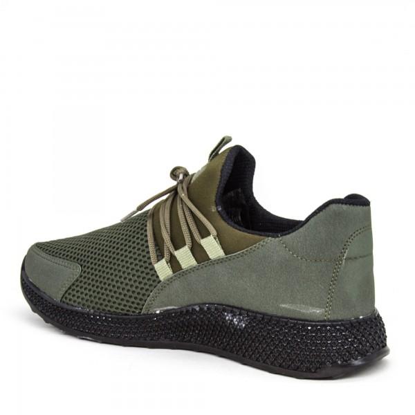 Pantofi Casual Barbati 91 2D Blue Mei