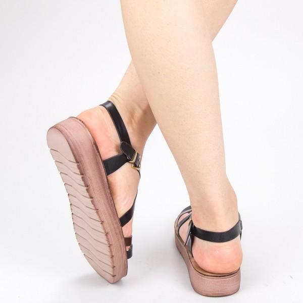 sandale cu toc si platforma lm133 silver 000 mei