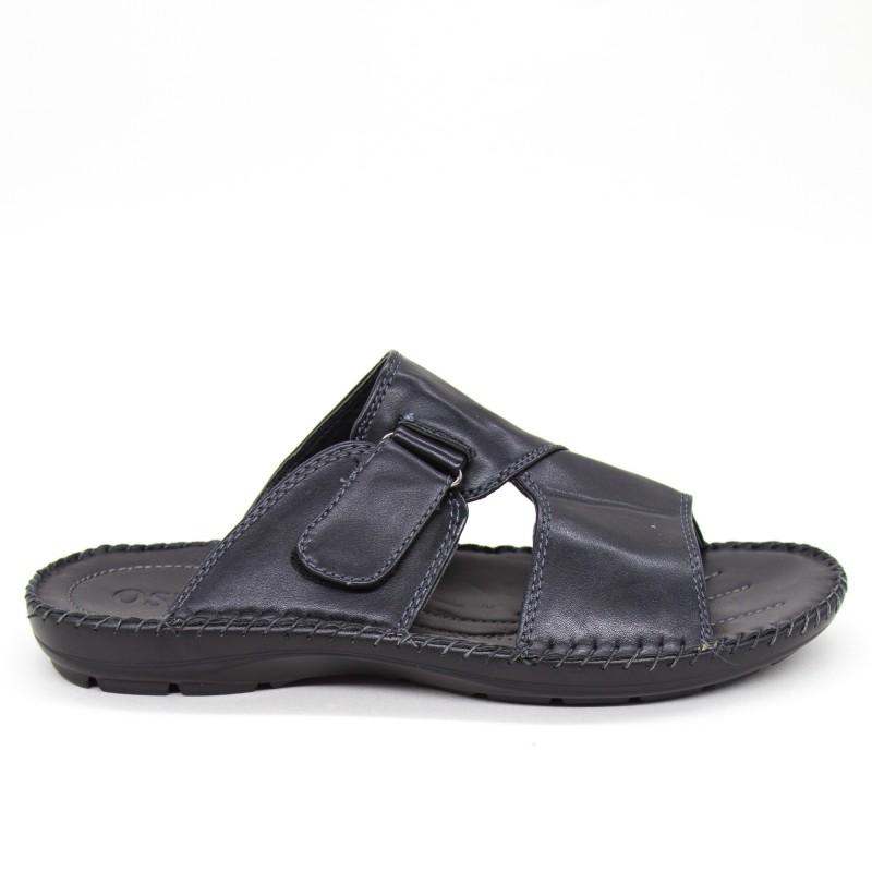 Papuci Barbati G05-1 Black Fashion