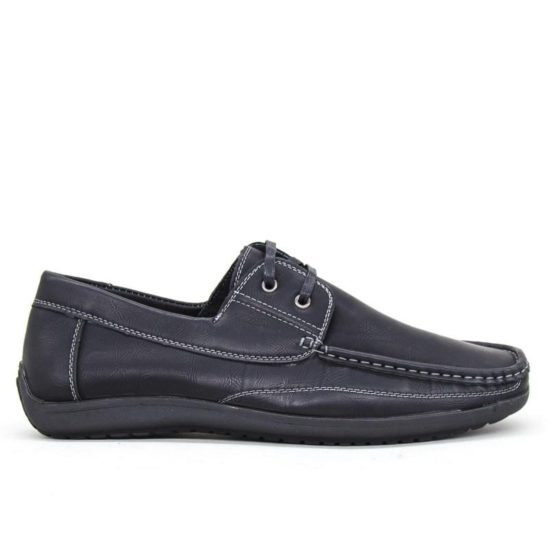 Mocasini Barbati OR68516-1 Black Clowse
