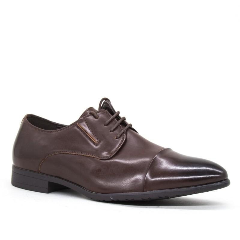 Pantofi Barbati 5A032-2 Brown Clowse