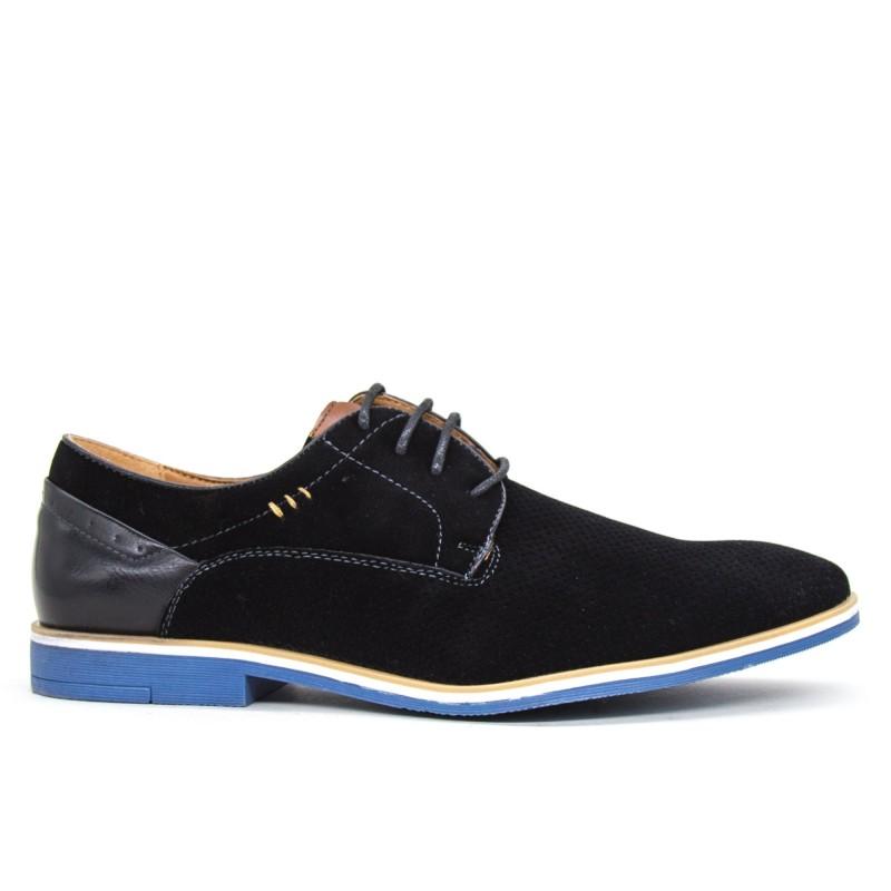 Pantofi Barbati 1G616 Black Clowse