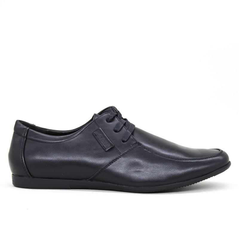 Pantofi Barbati 1G161 Black Clowse