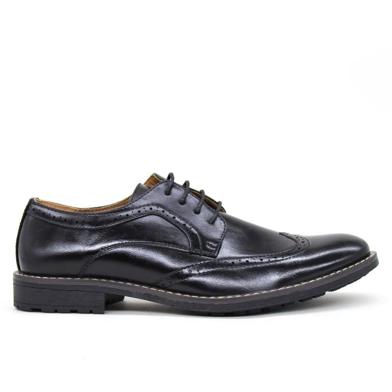 Pantofi Barbati 1G652 Black Clowse