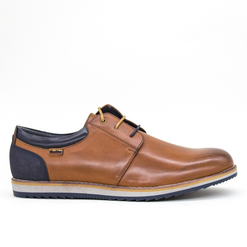 Pantofi Barbati 5G680 Camel Clowse