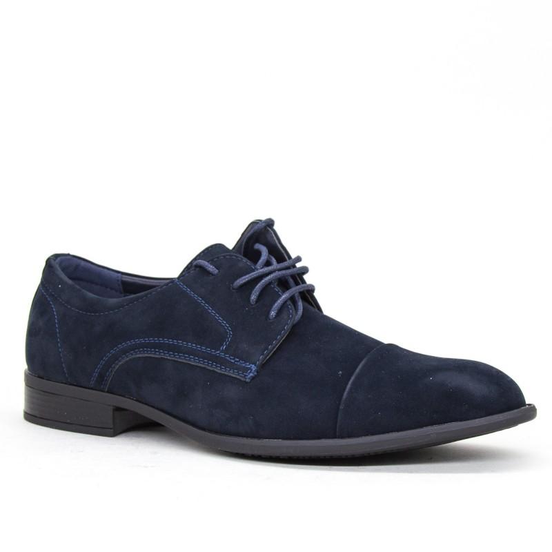 Pantofi Barbati 9A303A Blue Clowse