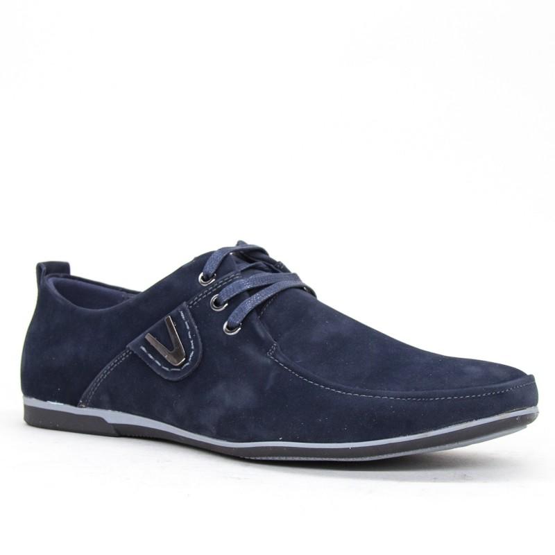 Pantofi Barbati 9A3238A Blue Clowse