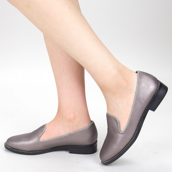 pantofi casual dama yt09 02 pink