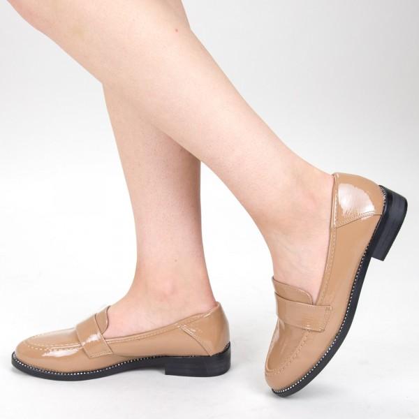 pantofi casual dama yt10 01 black