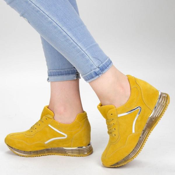 pantofi casual dama yt12 02 pink