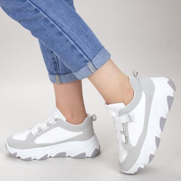 pantofi sport cu platforma sz135 01 black