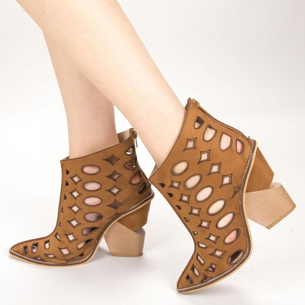 pantofi sport cu platforma sz131 02 silver