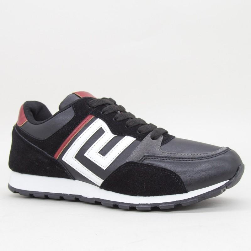 Pantofi Sport Barbati YKQ123 Black Mei