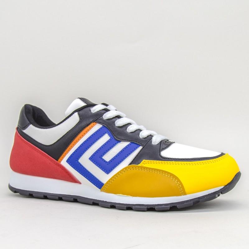Pantofi Sport Barbati YKQ123 Yellow Mei