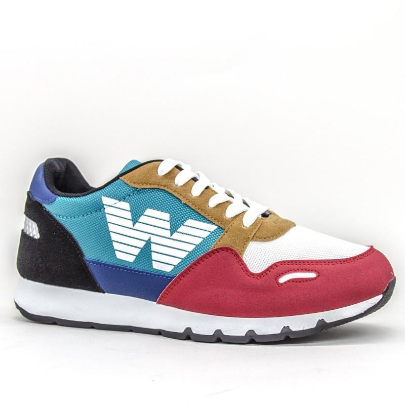 Pantofi Sport Barbati YKQ125 Lightblue Mei