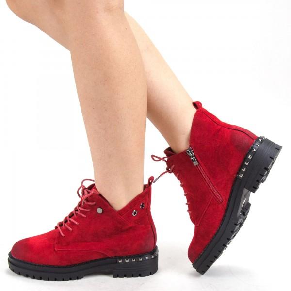 pantofi sport cu platforma x336  black