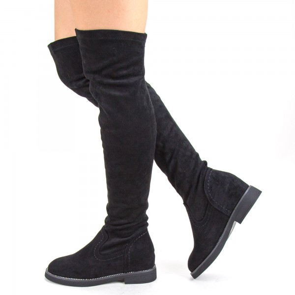 pantofi casual barbati l8080  black