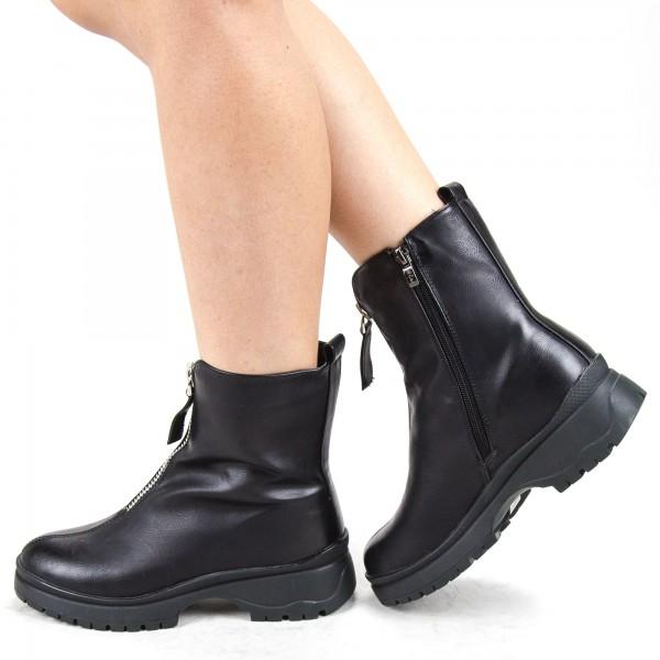 Pantofi cu Toc LLH21 Guncolor Mei