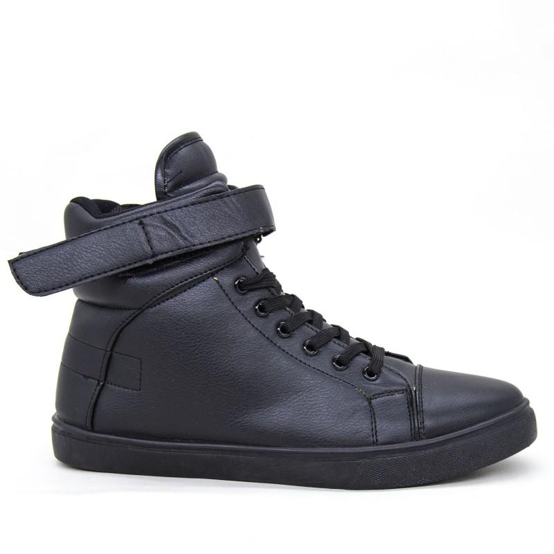 Pantofi Sport Barbati XY2026A-1 Black Fashion