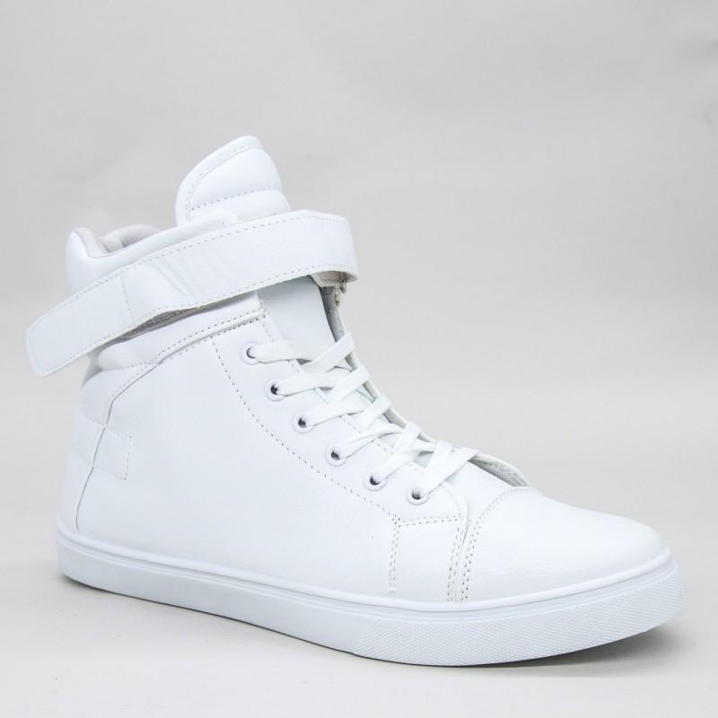 Pantofi Sport Barbati XY2026A-2 White Fashion